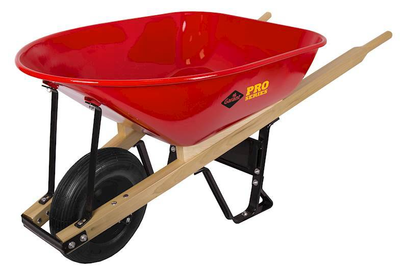 Wheelbarrows and Accessories