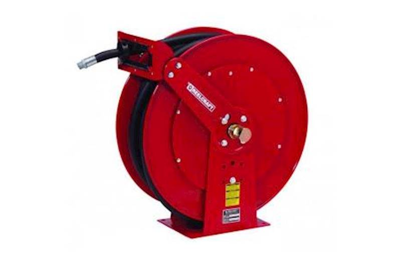 Hose Reel and Accessories