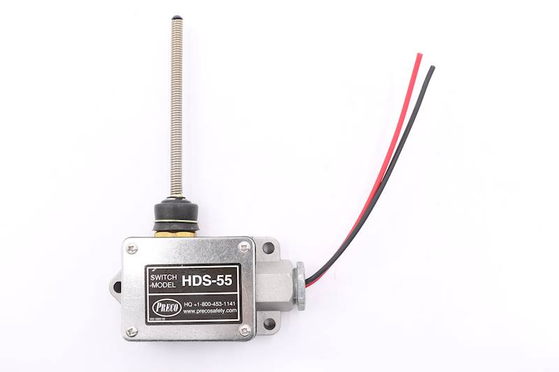 PRECO HDS55 SWITCH BACK UP ALARM