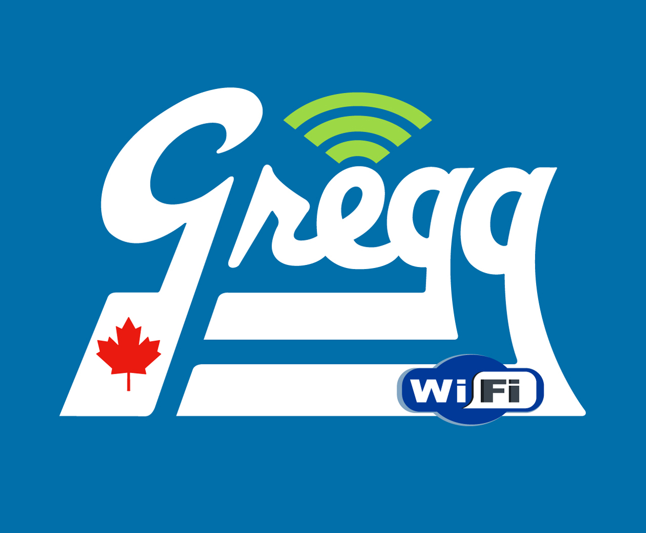 Gregg's WIFI Logo