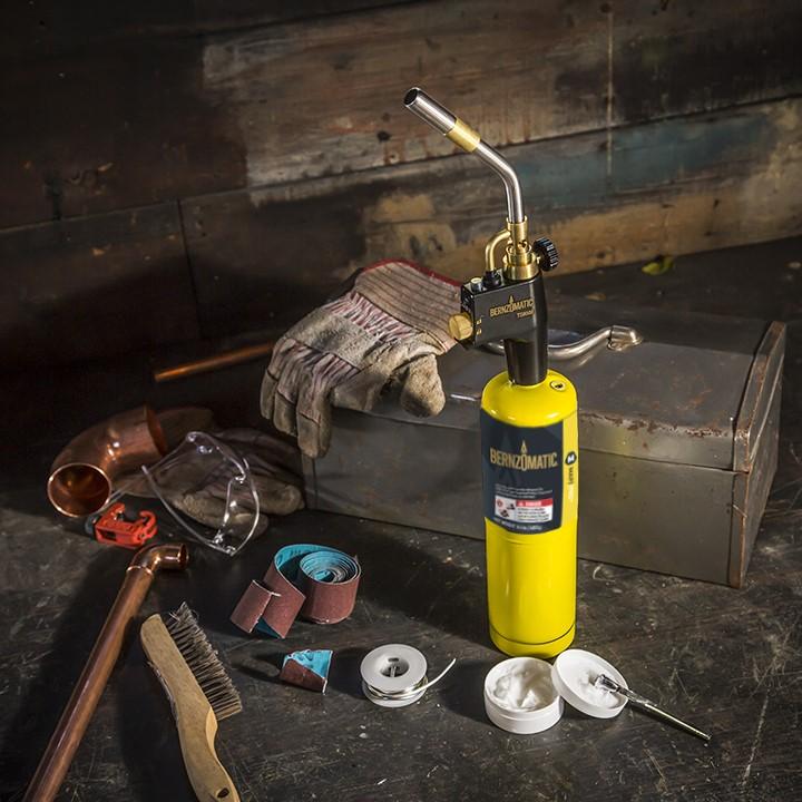 Bernzomatic Torch