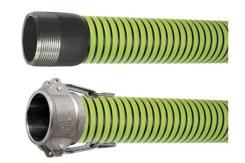 Hose Assemblies with STAMPED