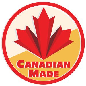 Canadian Made badge