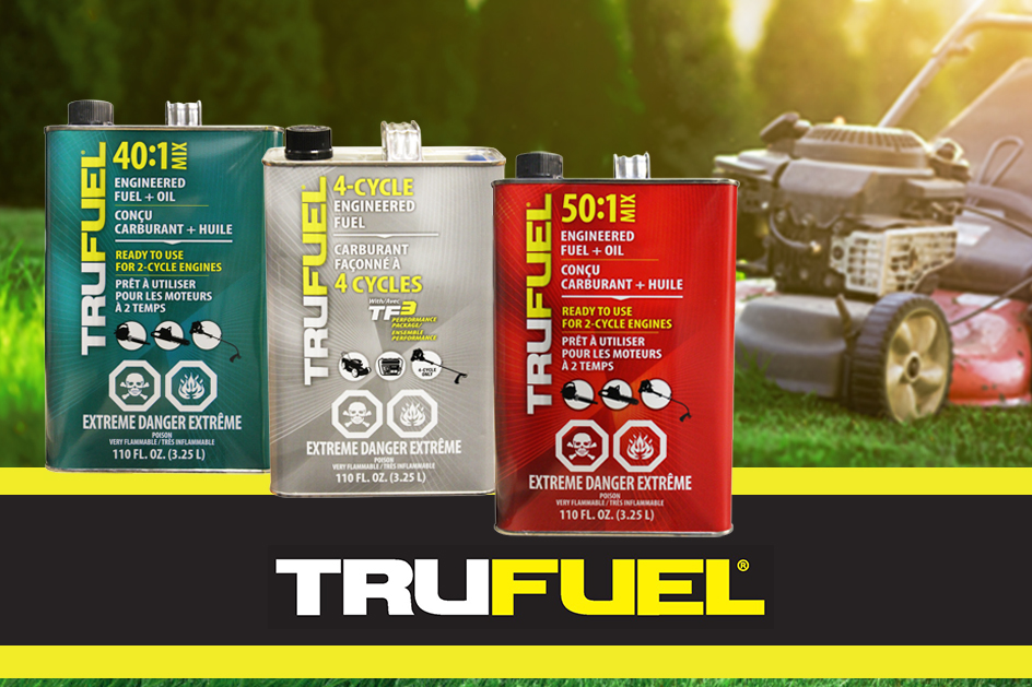 TruFuel, Take the Guess Work Out of Oil to Fuel Ratios